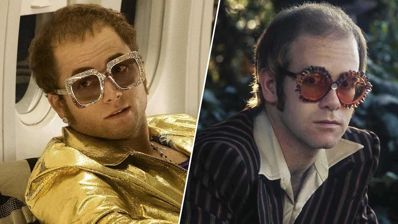 Rocketman'da Elton John'ı Canlandıracak Taron Egerton'ın İlk Görüntüleri