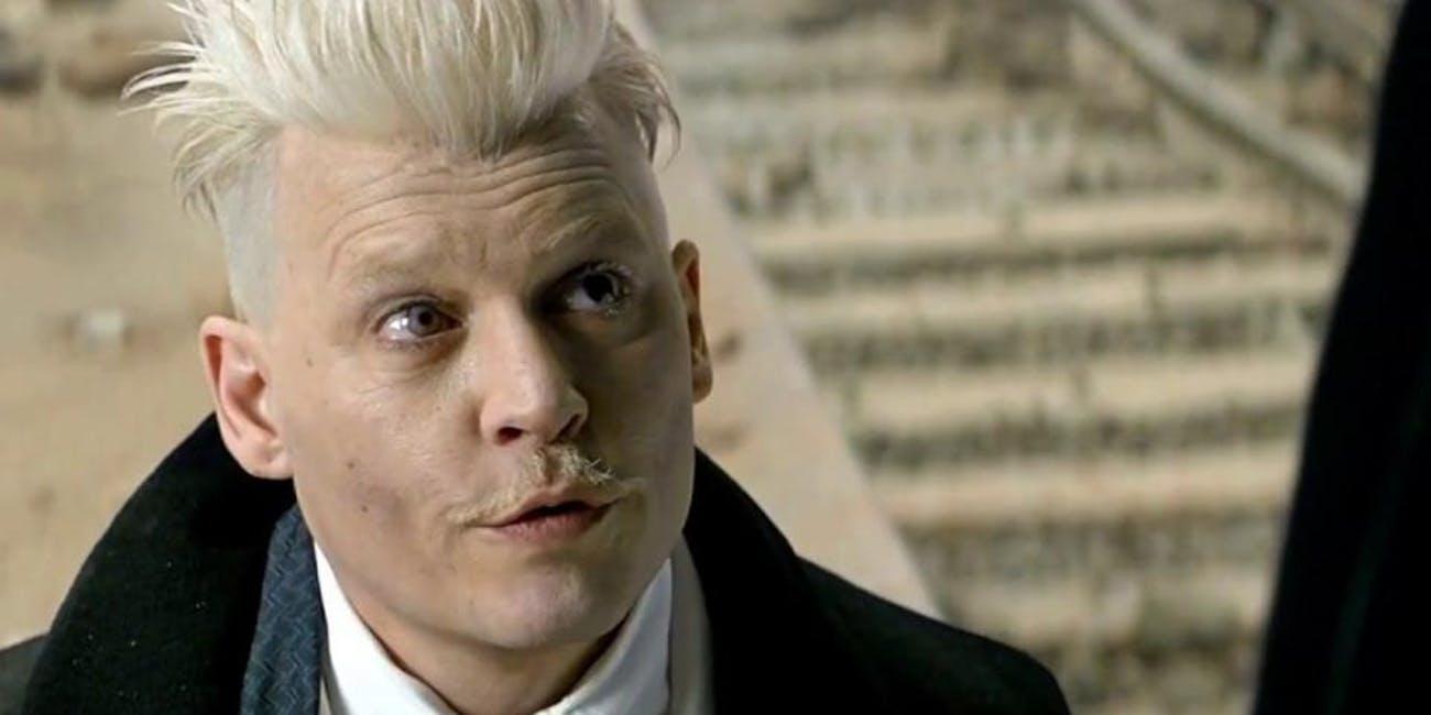 Johnny Depp, 'Fantastic Beasts' Filmindeki Karakteri Hakkında Konuştu