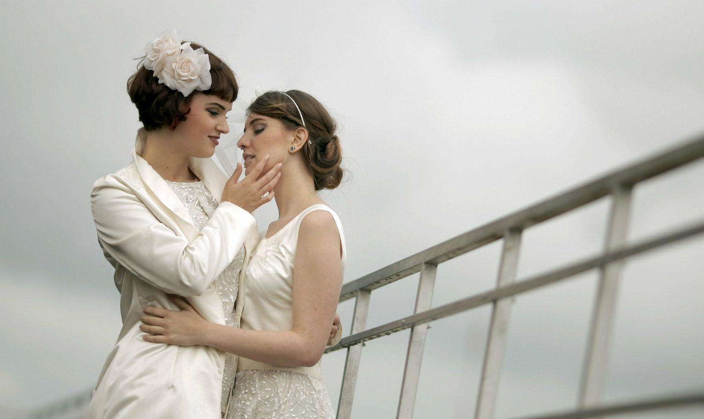 Almanya'da 7 Binden Fazla Eşcinsel Çift Evlendi