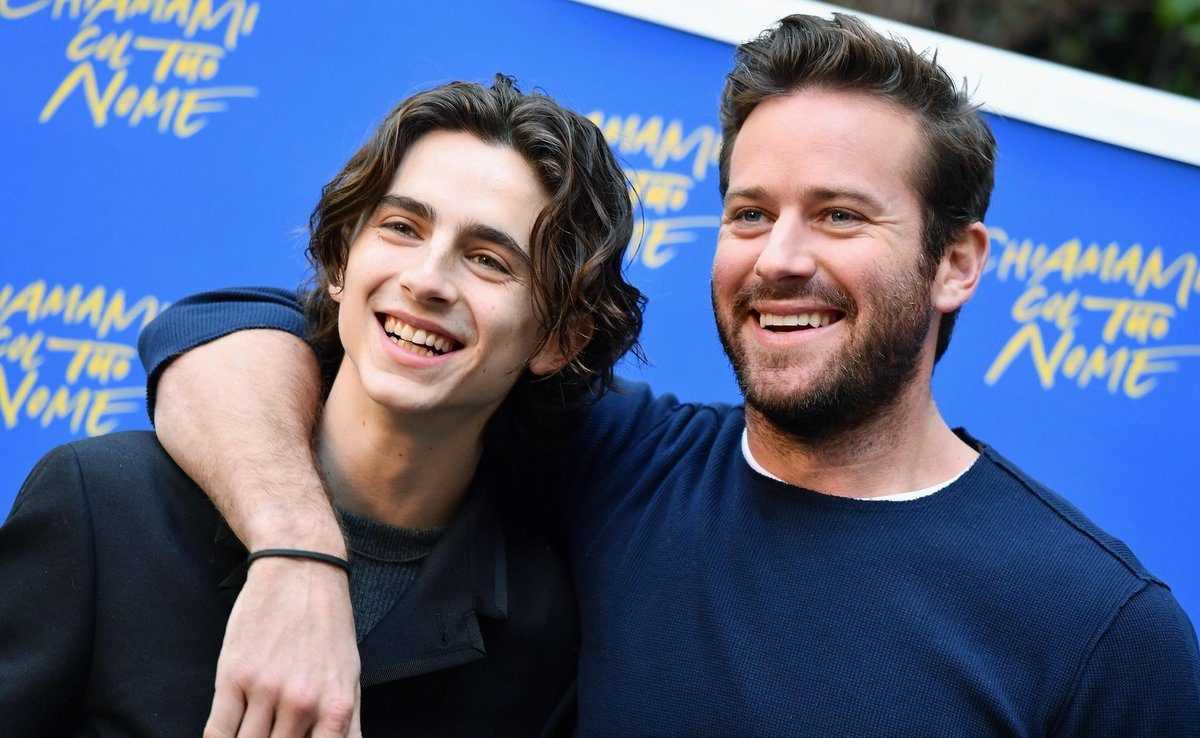 "Timothée Chalamet ve Armie Hammer ""Call Me By Your Name 2"" İçin Can Atıyor!"