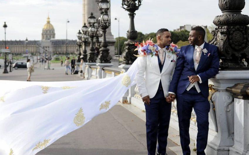 ABD'li Çiftin Paris Düğünü Viral Oldu!