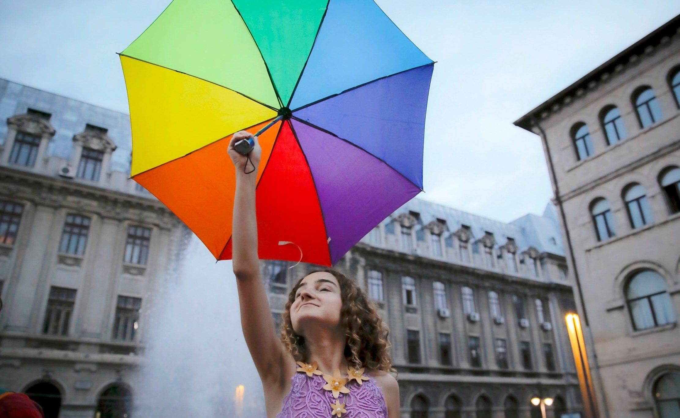 Romanya'da Eşcinsel Evlilik Karşıtları Hüsrana Uğradı