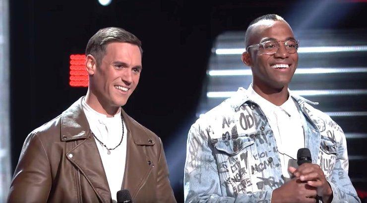 İzleyin: O Ses Amerika Sahnesini Sallayan Gay Çifti Jüri Paylaşamadı!