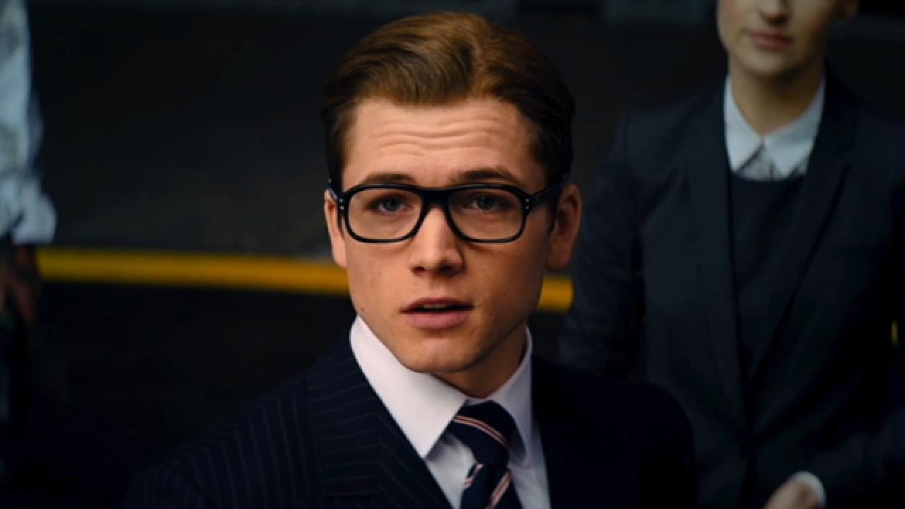Kingsman Filminin Yıldızı Taron Egerton Eşcinsel Olabilir