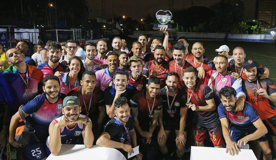 Dünyanın İlk LGBT Futbol Ligi LiGay, Final Maçıyla Sona Erdi