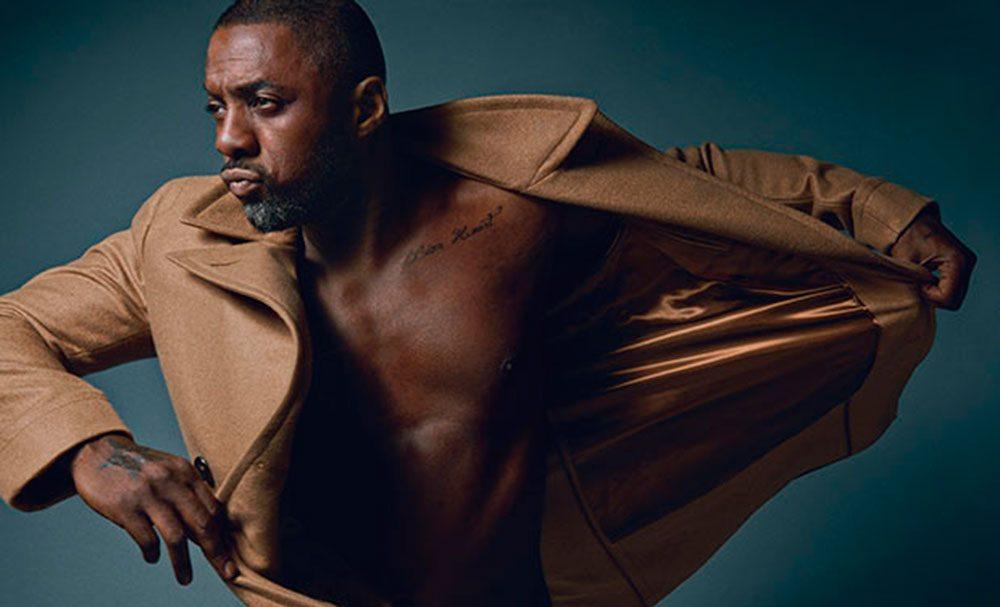Idris Elba Yaşayan En Seksi Erkek Seçildi!