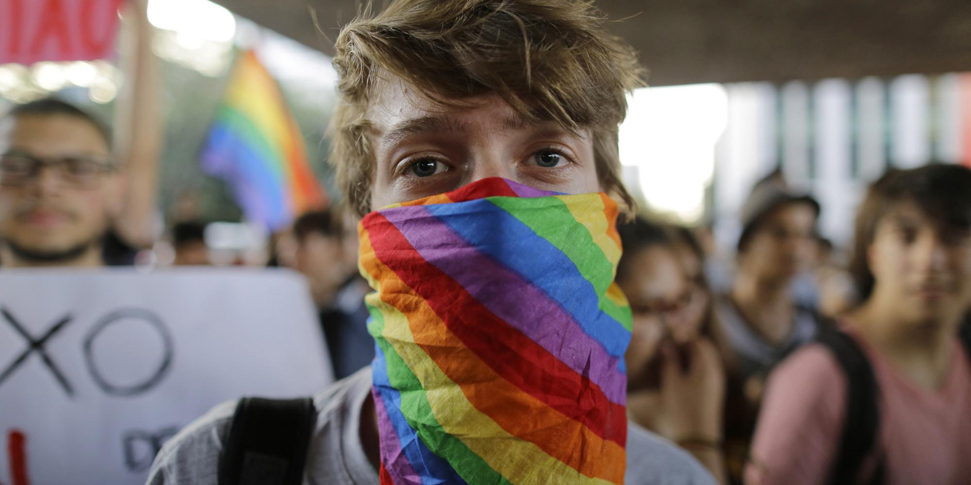 Brezilyalı LGBT Aktivistler Homofobik Başkanları ile Mücadele Etmeye Hazır!