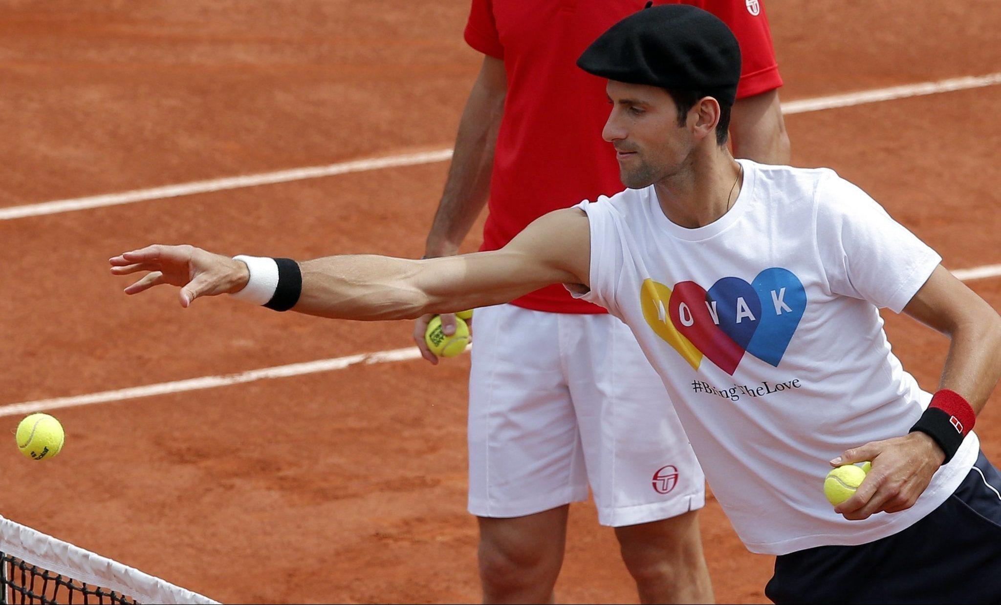 Novak Djokovic: Gay Tenisçilerin Yanındayım ve Onlara Saygı Duyuyorum
