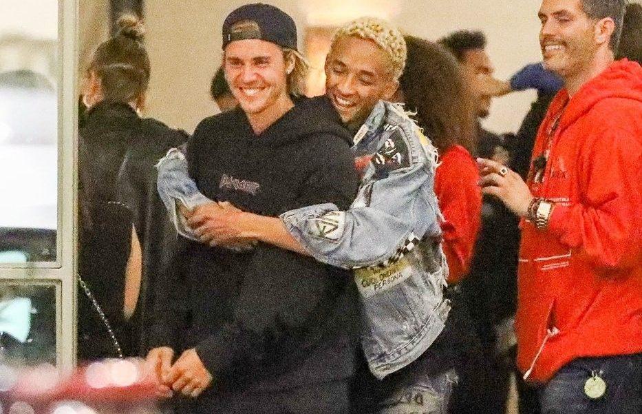 Justin Bieber, Jaden Smith'in Erkek Arkadaşı Olduğunu İddia Etti!