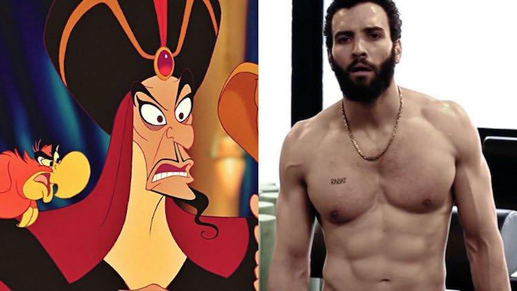 Aladdin Filminin Yeni Yıldızı Tüm Zamanların En Seksisi Olabilir!