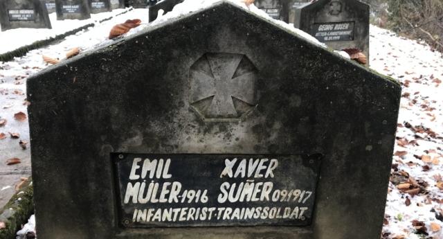 1. Dünya Savaşı'nda Beraber Gömülen Gay Asker Çift: Emil ve Xaver