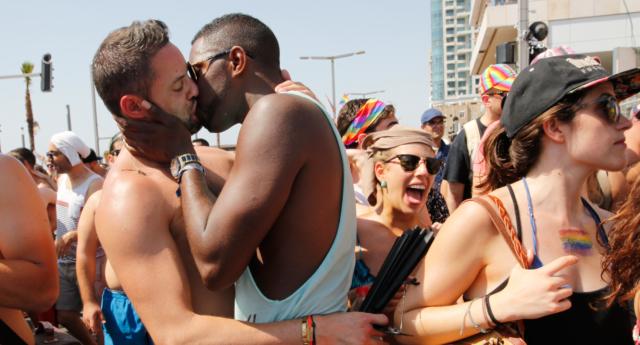 İsrail'de Anti-LGBT Kampanya: Eşcinsel Aşk Zehirdir