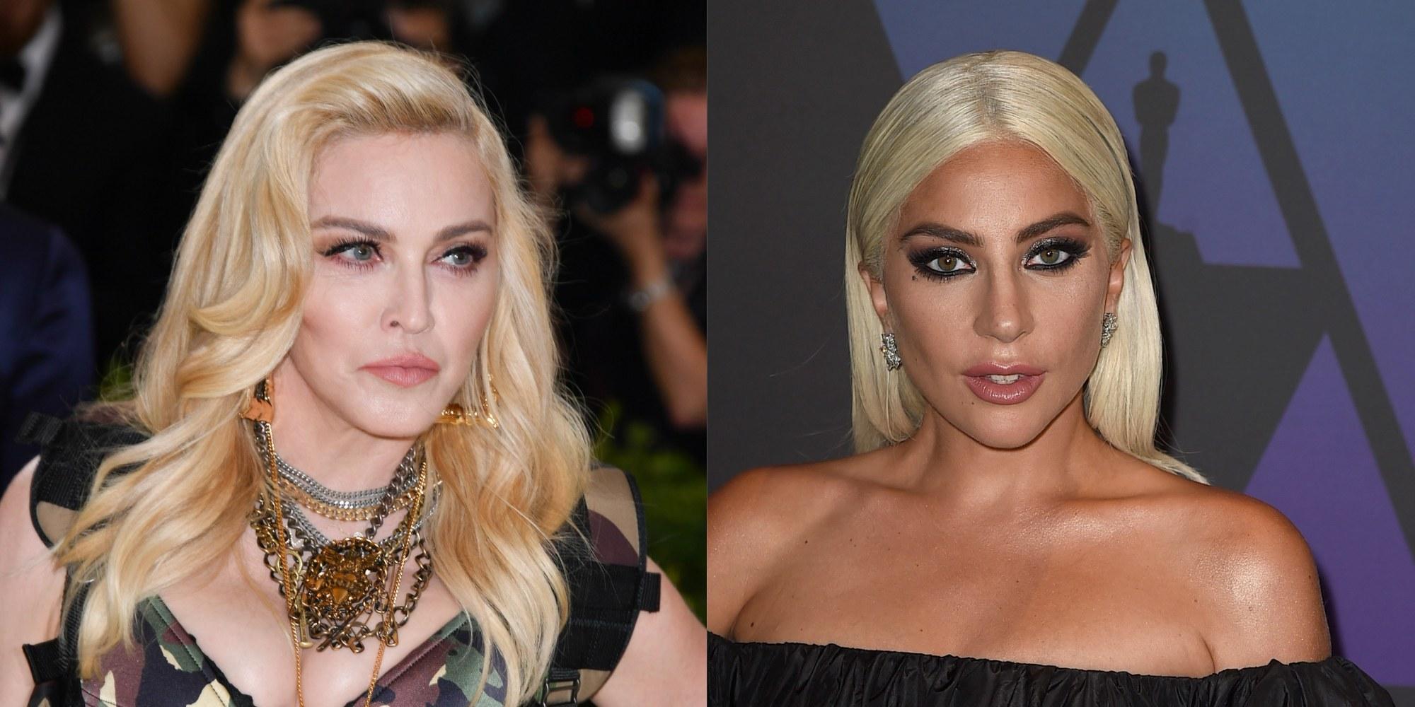 Madonna ve Lady Gaga Arasındaki Kan Davası Devam Mı Ediyor?