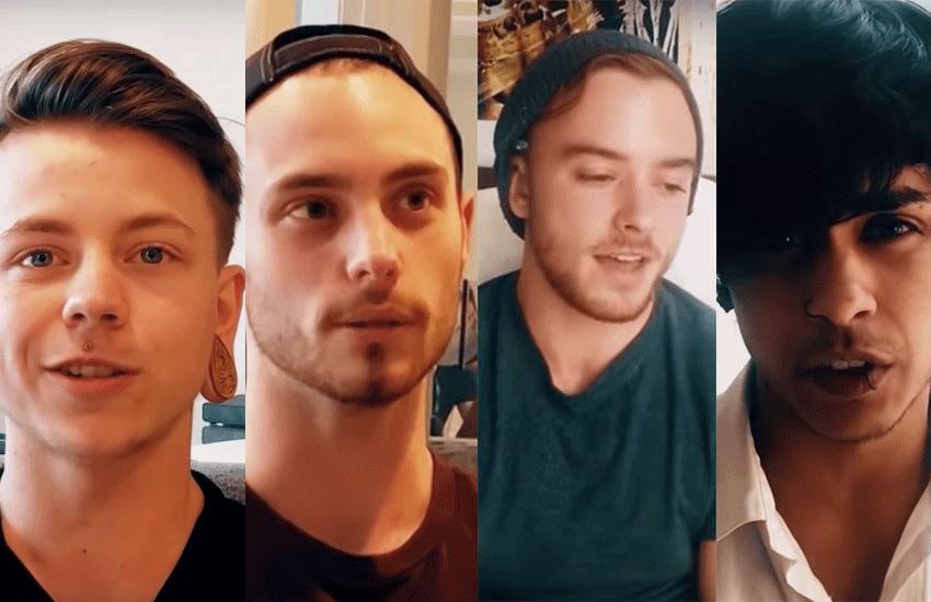 Dört Trans Erkekten Oluşan LadyBoy Adlı Müzik Grubu, Hikayeleri İle Tarih Yazmak İstiyor
