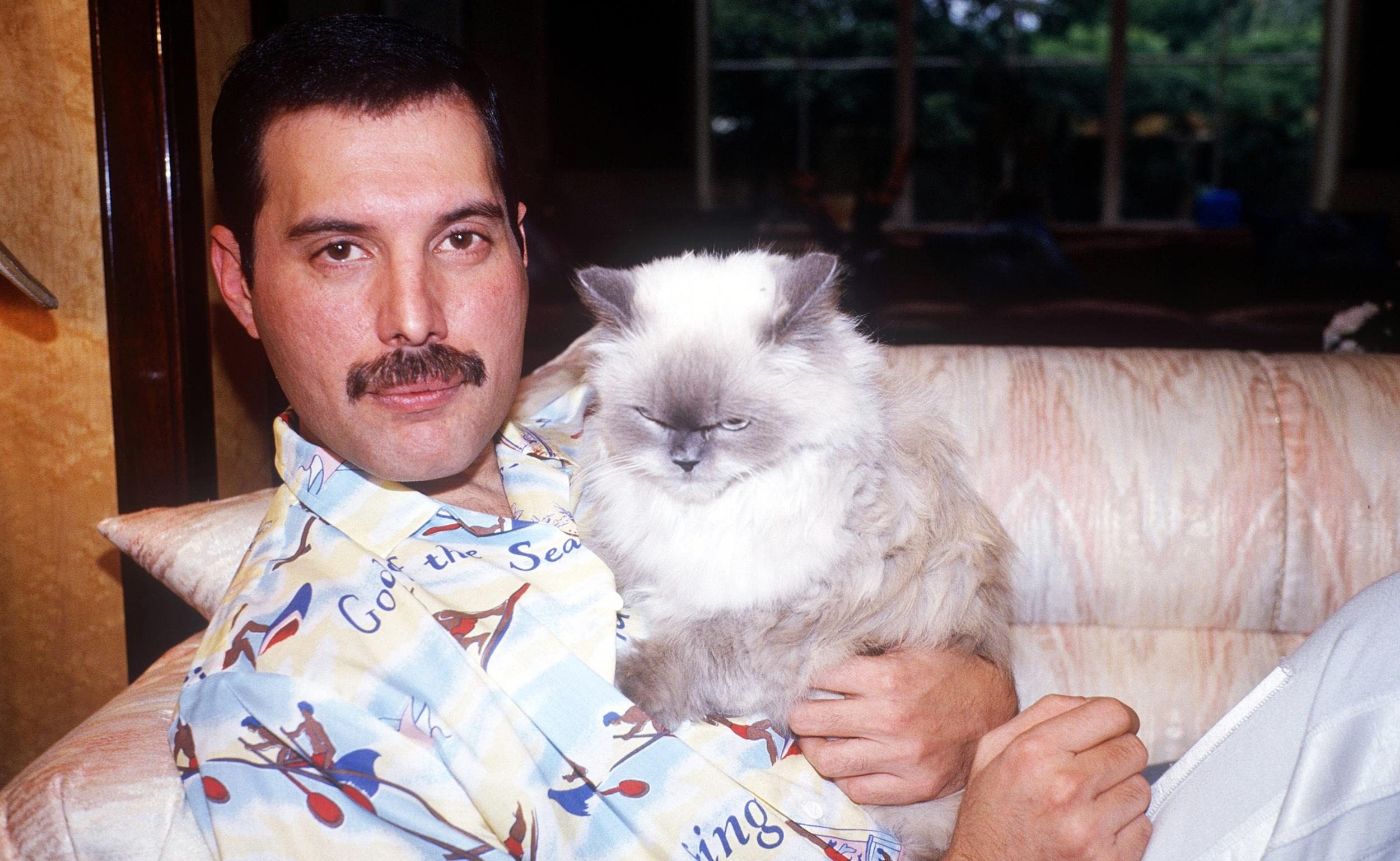 29 Maddede İkon Freddie Mercury