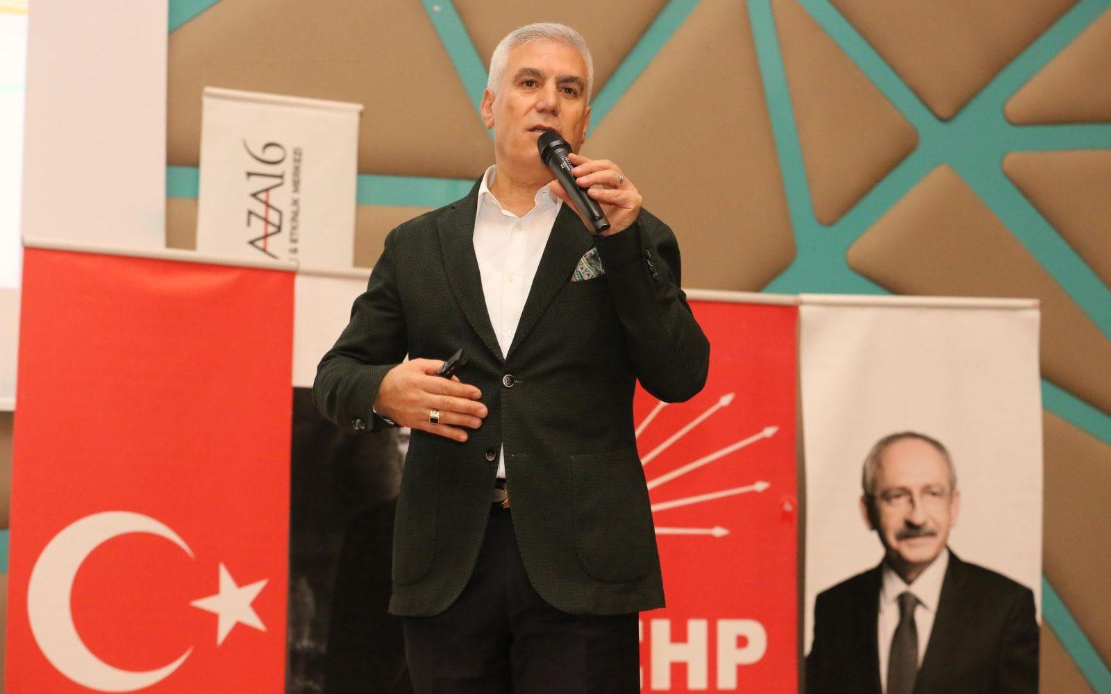 CHP'li Aday, Partililerden Getirecekleri Her 5 Kişiden Birinin LGBT Olmasını İstedi