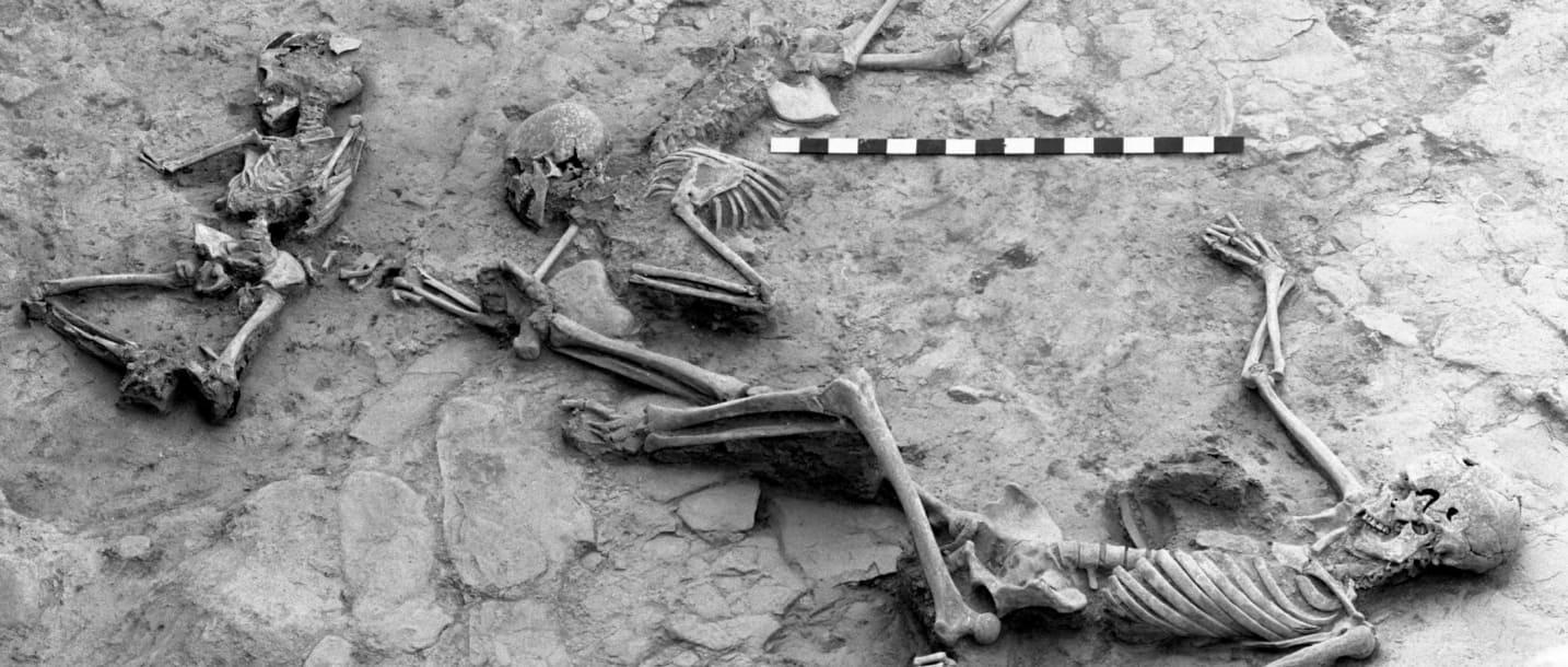 Araştırmacılar 3000 Yıllık Bir Trans Mezarı Bulmuş Olabilir!