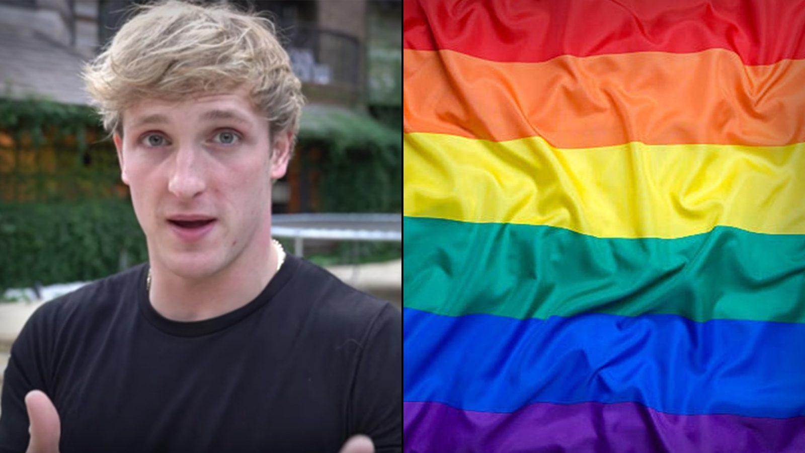 Logan Paul 'Bir Aylığına Gay Olacağım' İfadesi İçin Özür Diledi