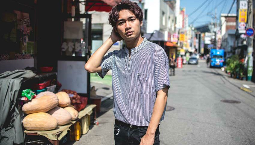 Kore'nin Gay Yakışıklıları