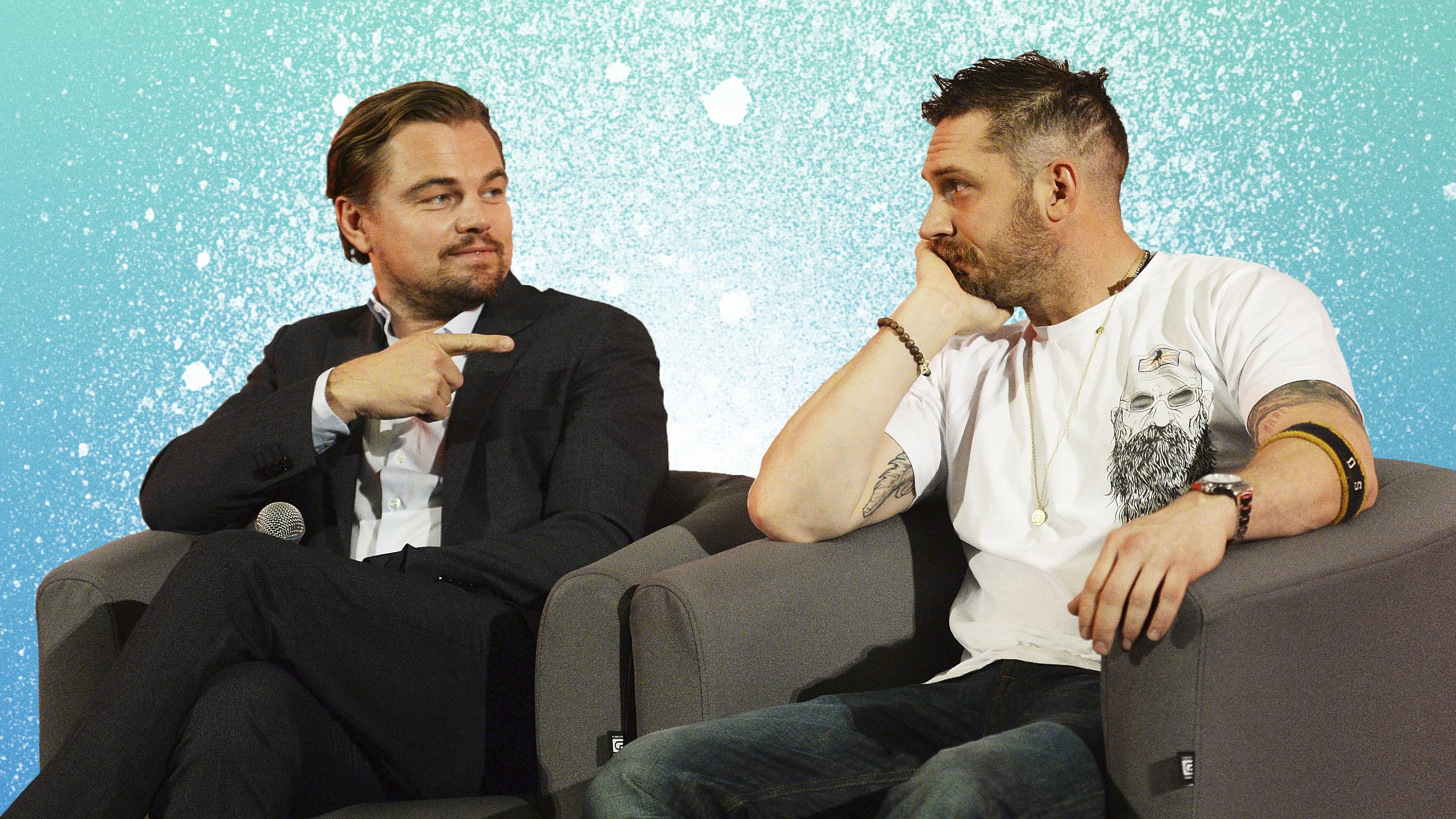 'Hollywood'un En Küçük 10 Penisi' Listesinde: DiCaprio, Jude Law ve Tom Hardy!