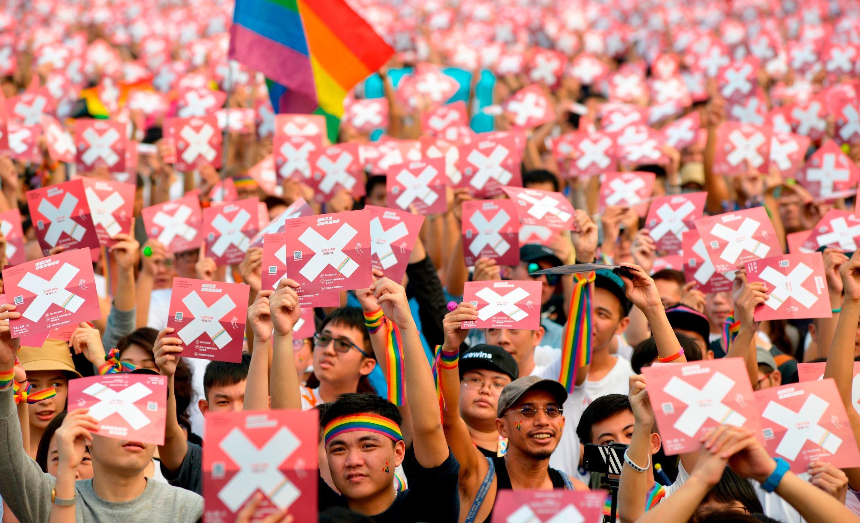 Tayvan, Evlilik Eşitliğinin Geldiği İlk Asya Ülkesi Olmak Üzere!