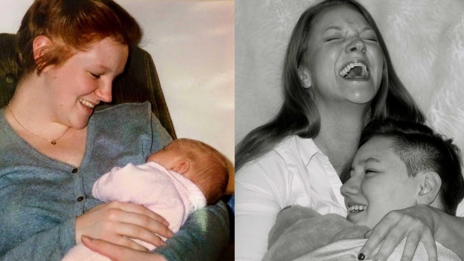 Trans Oğluna Harika Bir Doğum Günü Partisi Düzenleyen Anne Herkesi Ağlattı