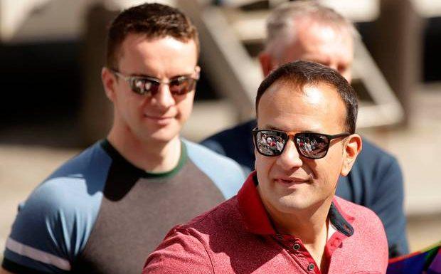 İrlanda'nın Gay Başbakanı Leo Varadkar'ın Sevgilisi Matthew Barrett Kimdir?
