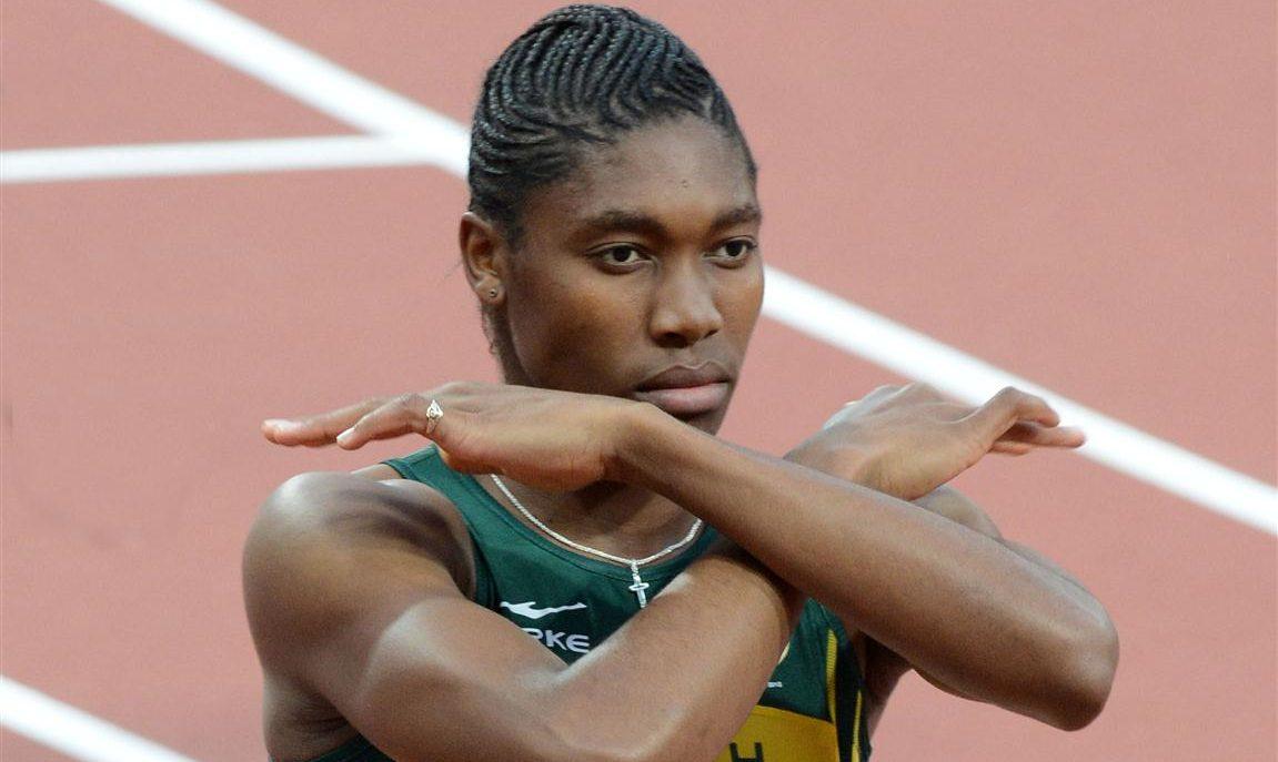 Dünyanın En Çirkin Tartışması: Başarılı Atlet Caster Semenya Kadın Mı Erkek Mi!!