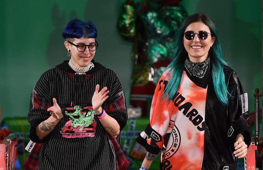 Kuir Tasarımcılar Deniz ve Begüm Berdan Londra Moda Haftasını LGBT Temalı Defilesi İle Salladı!