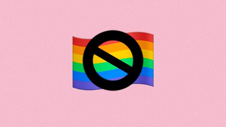 Anti-LGBT Emoji, Kafaları Karıştırdı!