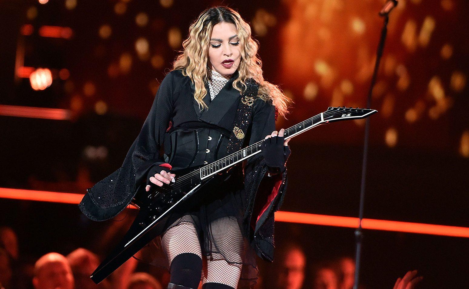 Madonna, İsrail'de Gerçekleşecek Olan Eurovision'da Sahne Alacak!