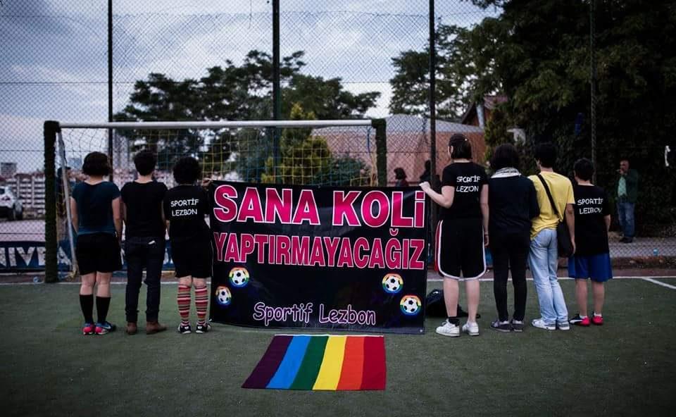 Ankara'da Yükselen Bir Kadın Futbol Takımı: Sportif Lezbon