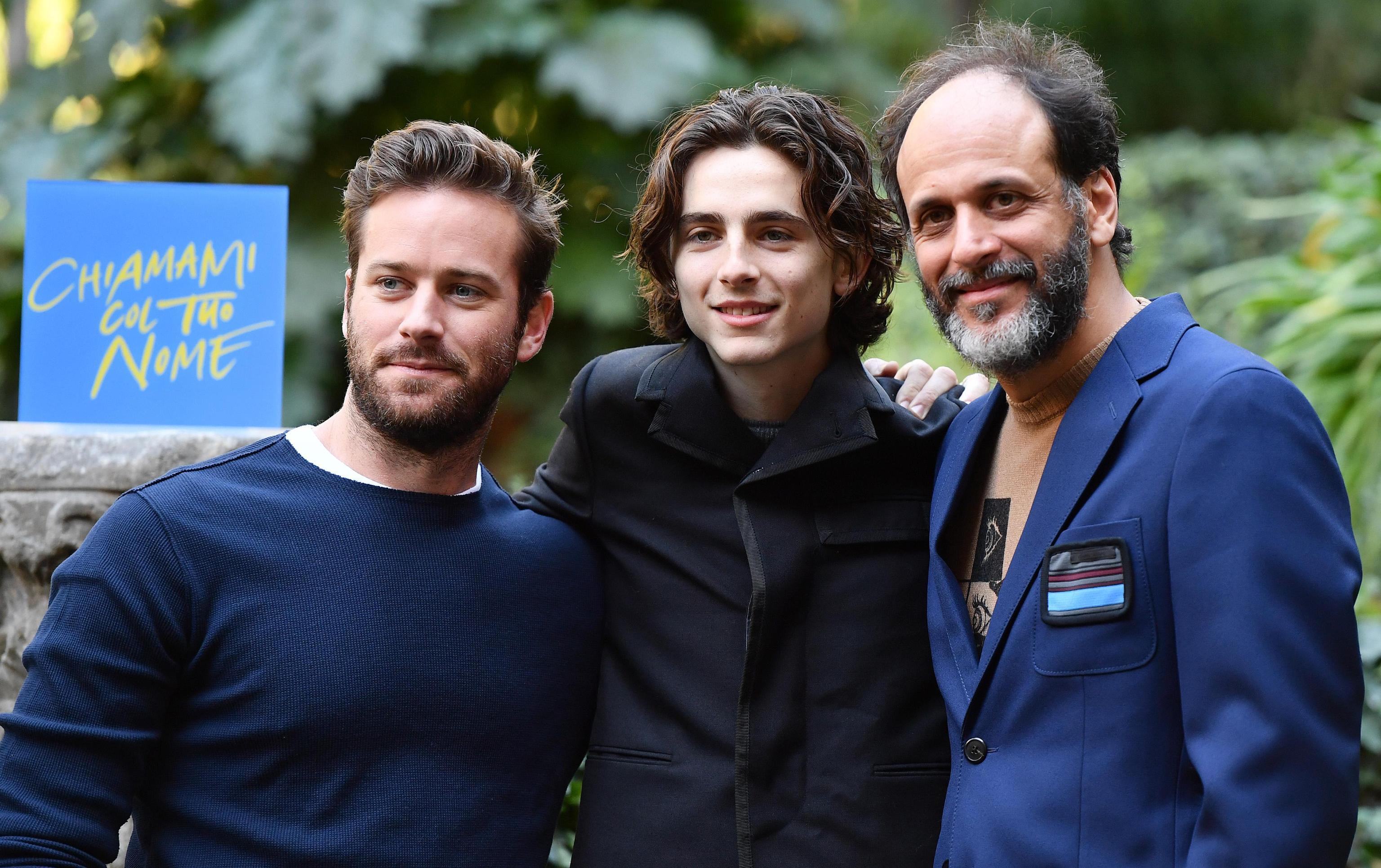 Call Me By Your Name'in Yönetmeni Bu Sefer İtalyan Gay Bir Askerin Hikayesini Anlatacak!