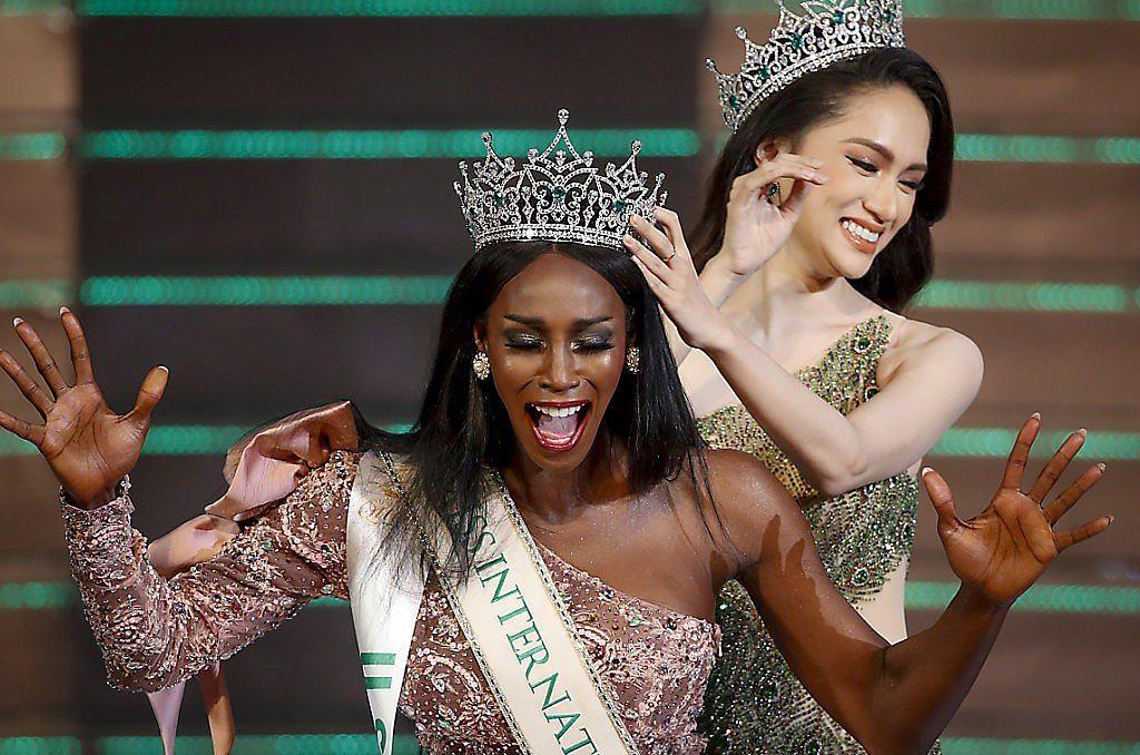 ABD'li Trans Model, Tayland Uluslararası Güzellik Yarışması'nı Kazandı