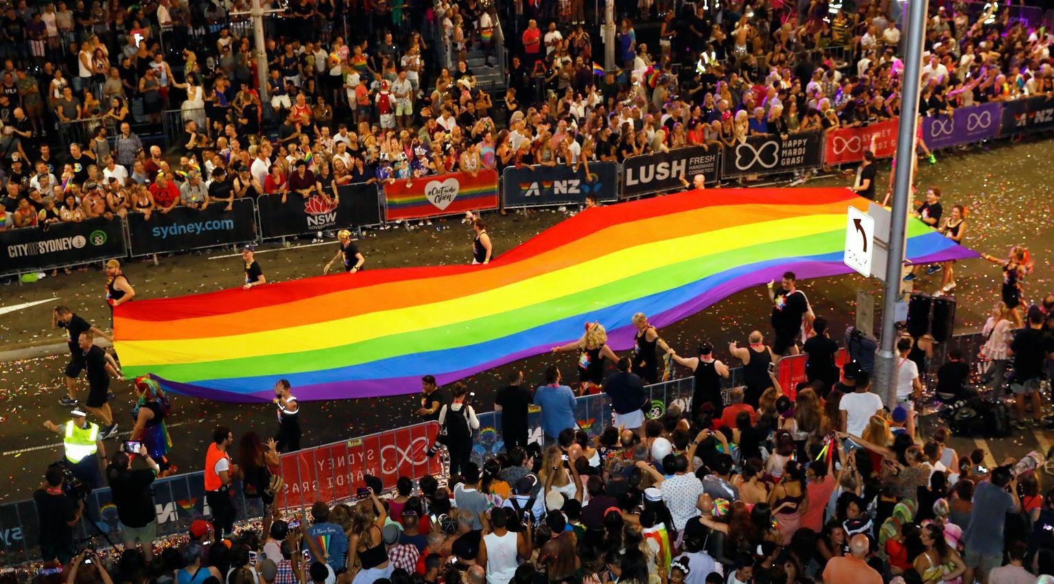 41. Sydney Gay ve Lezbiyen Mardi Gras Yine Katılımcı Rekoru Kırdı!