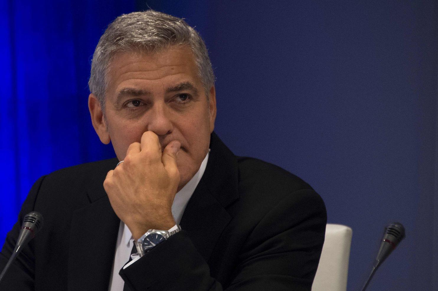 George Clooney'den Eşcinsel İlişkiye Recm Cezası Verecek Brunei'ye Boykot!