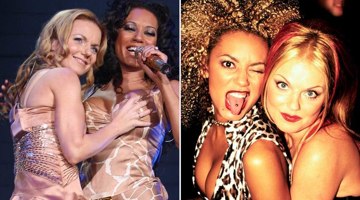 Spice Girls Üyesi Mel B: Geri İle Beraber Olduk