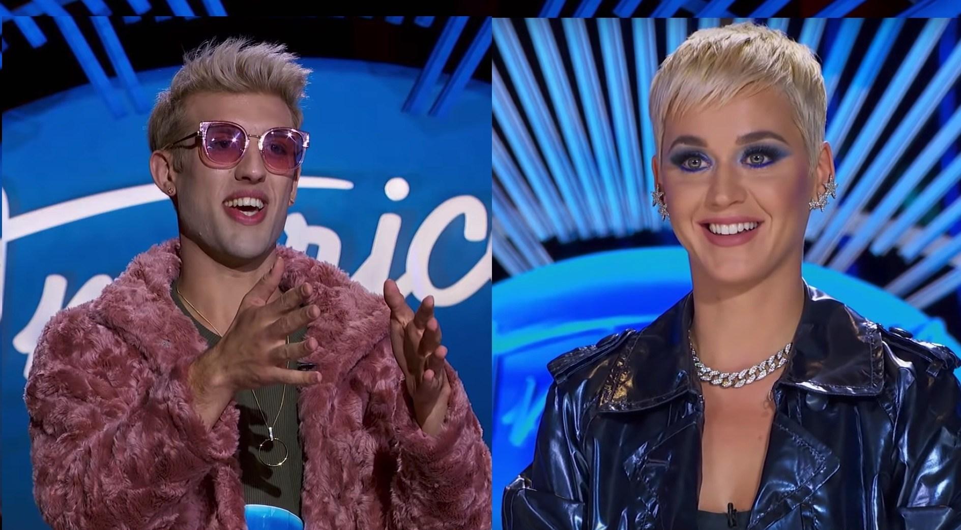 İzleyin: Gay Şarkıcı, American Idol Jürisini Büyüledi!