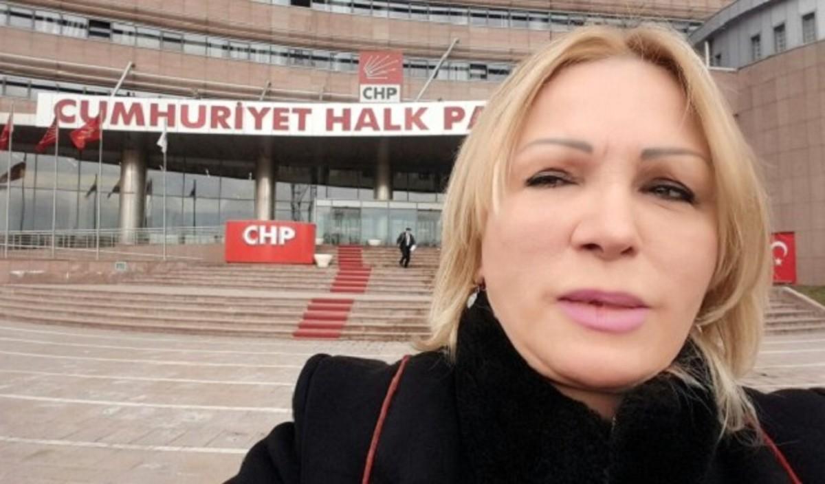 CHP'de İlk Trans Kadın Yönetici