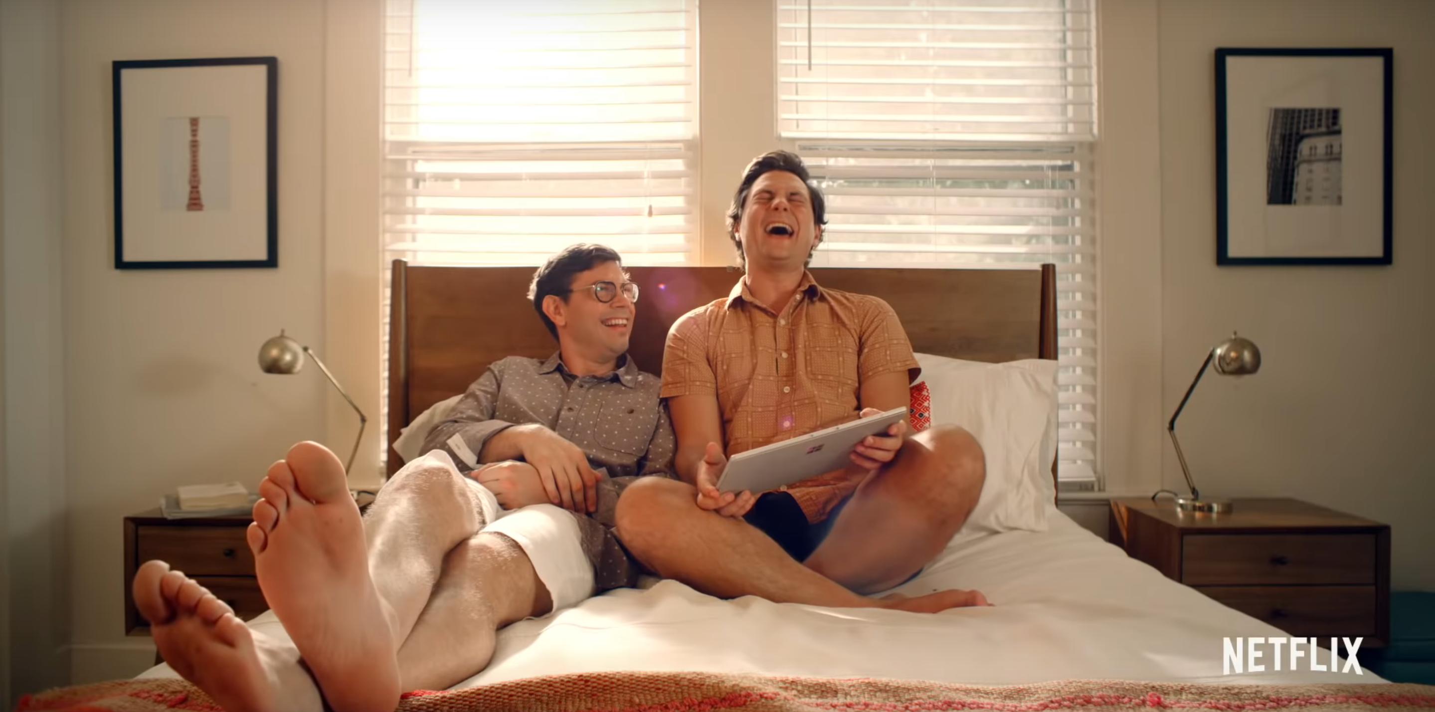 İzleyin: Netflix'in Yeni Dizisi, Serebral Palsi Hastası Eşcinsel Bir Erkeği Anlatıyor