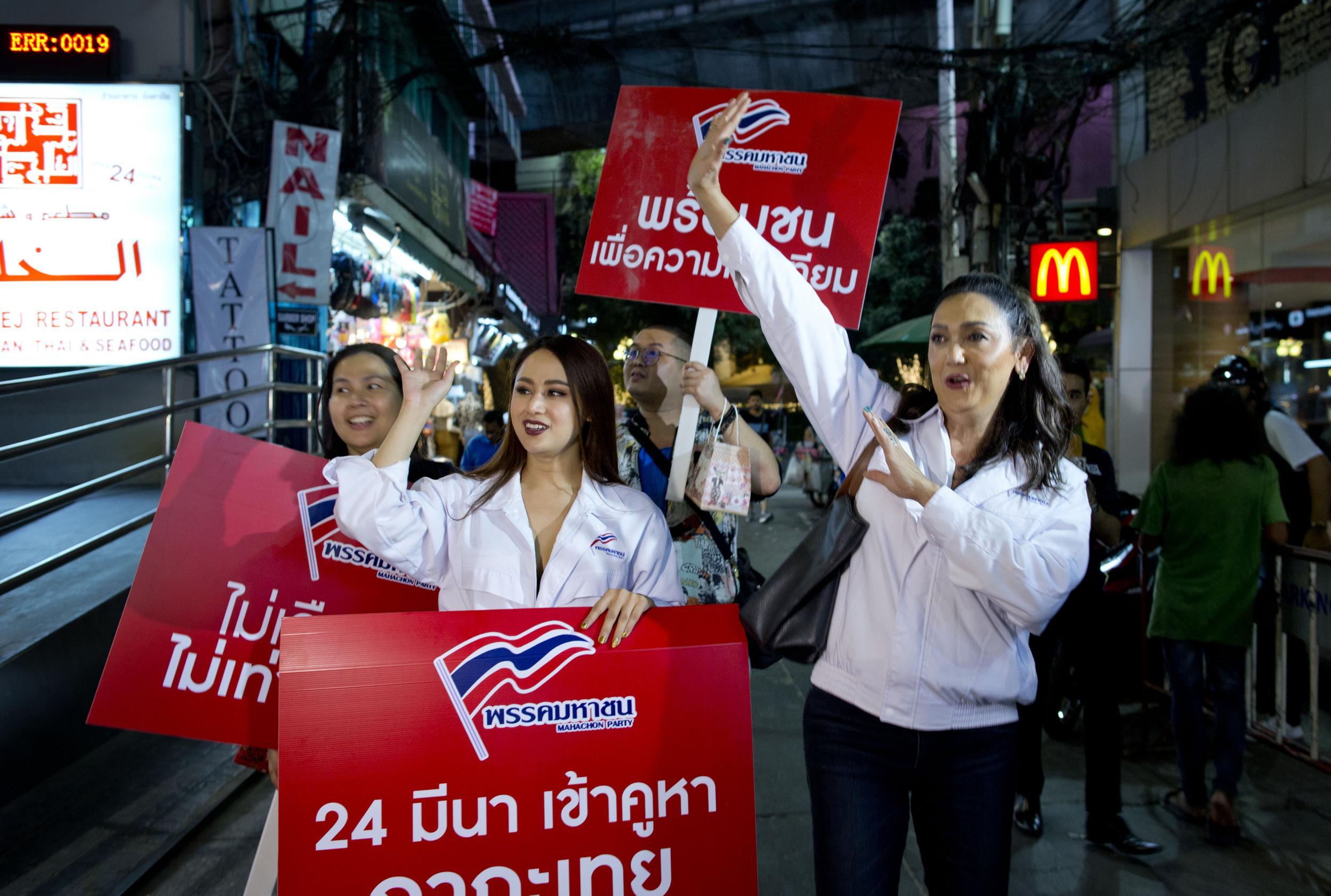 Tayland'ın İlk Trans Başbakan Adayıyla Tanışın: Pauline Ngarmpring