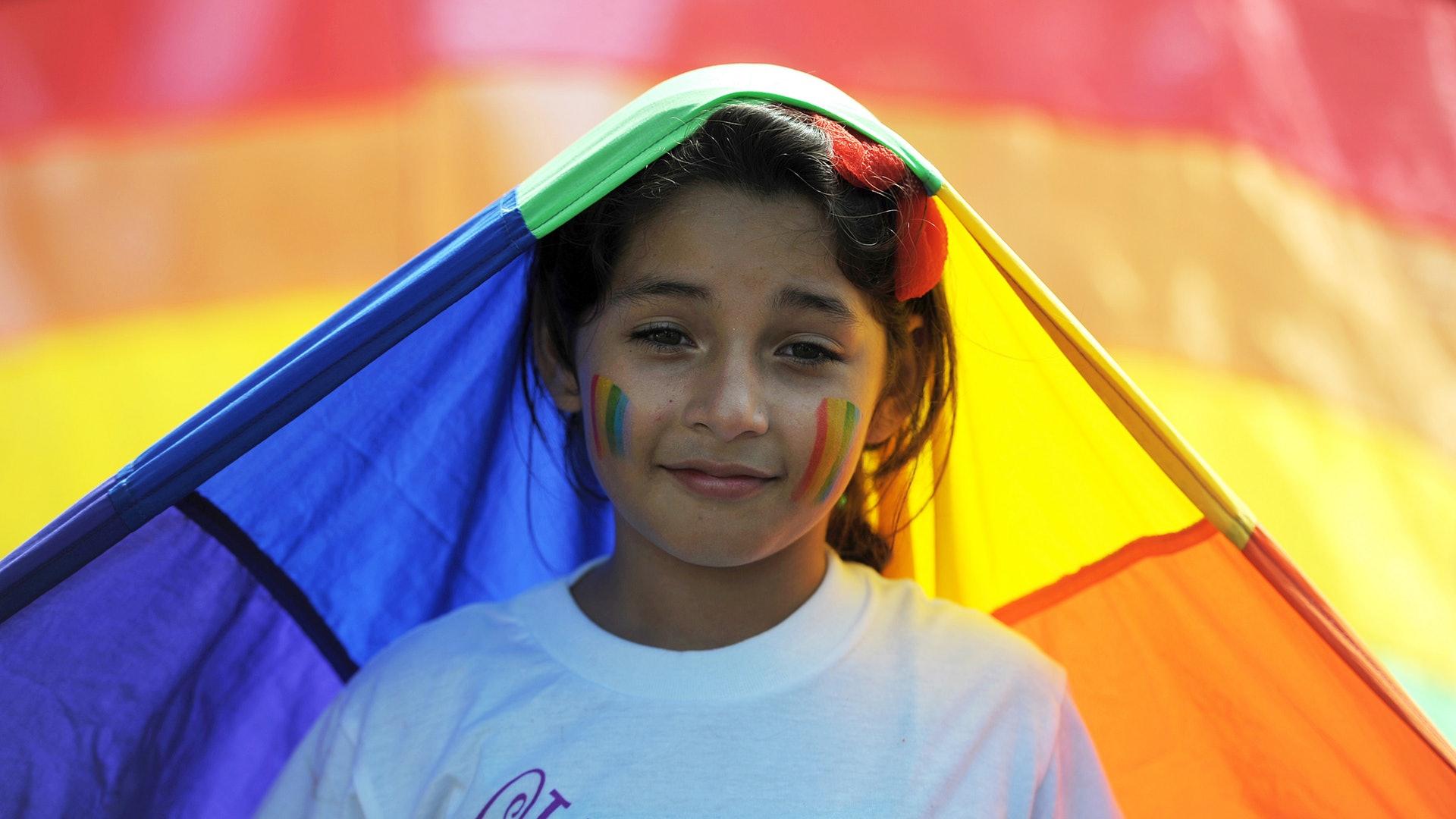 LGBT Çocuğunuzu Desteklemenin 7 Yolu
