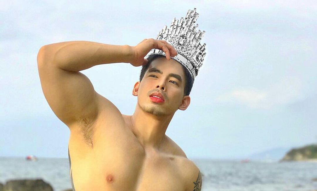 41 Yaşındaki Model Janjep Carlos, Mr. Gay World 2019'un Muhtemel Galibi Olabilir