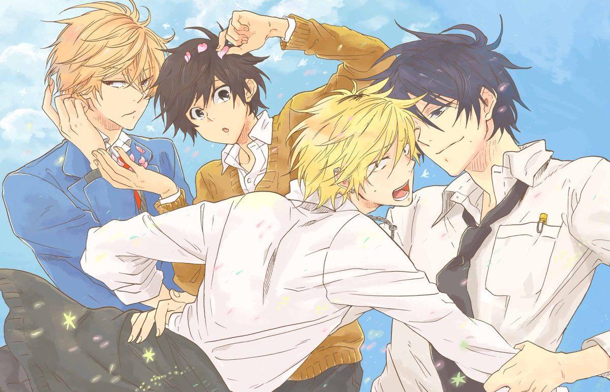 Anime Seven Her LGBT'nin İzlemesi Gereken 3 Yapım