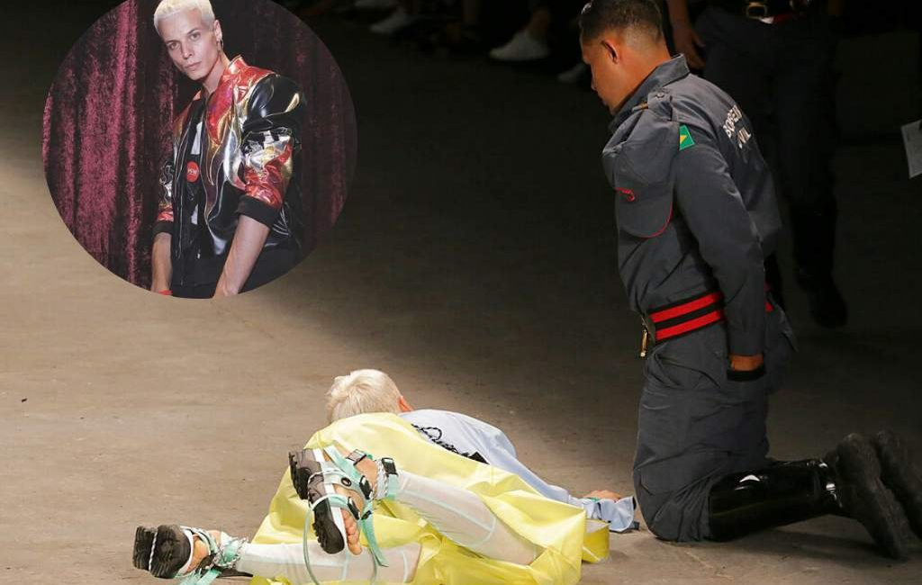 LGBT Dostu Brezilyalı Model, Podyumda Hayatını Kaybetti!