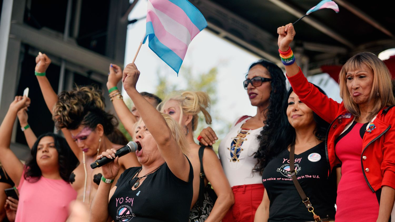 Londra'nın İlk Trans Onur Yürüyüşü Gerçekleşmek Üzere