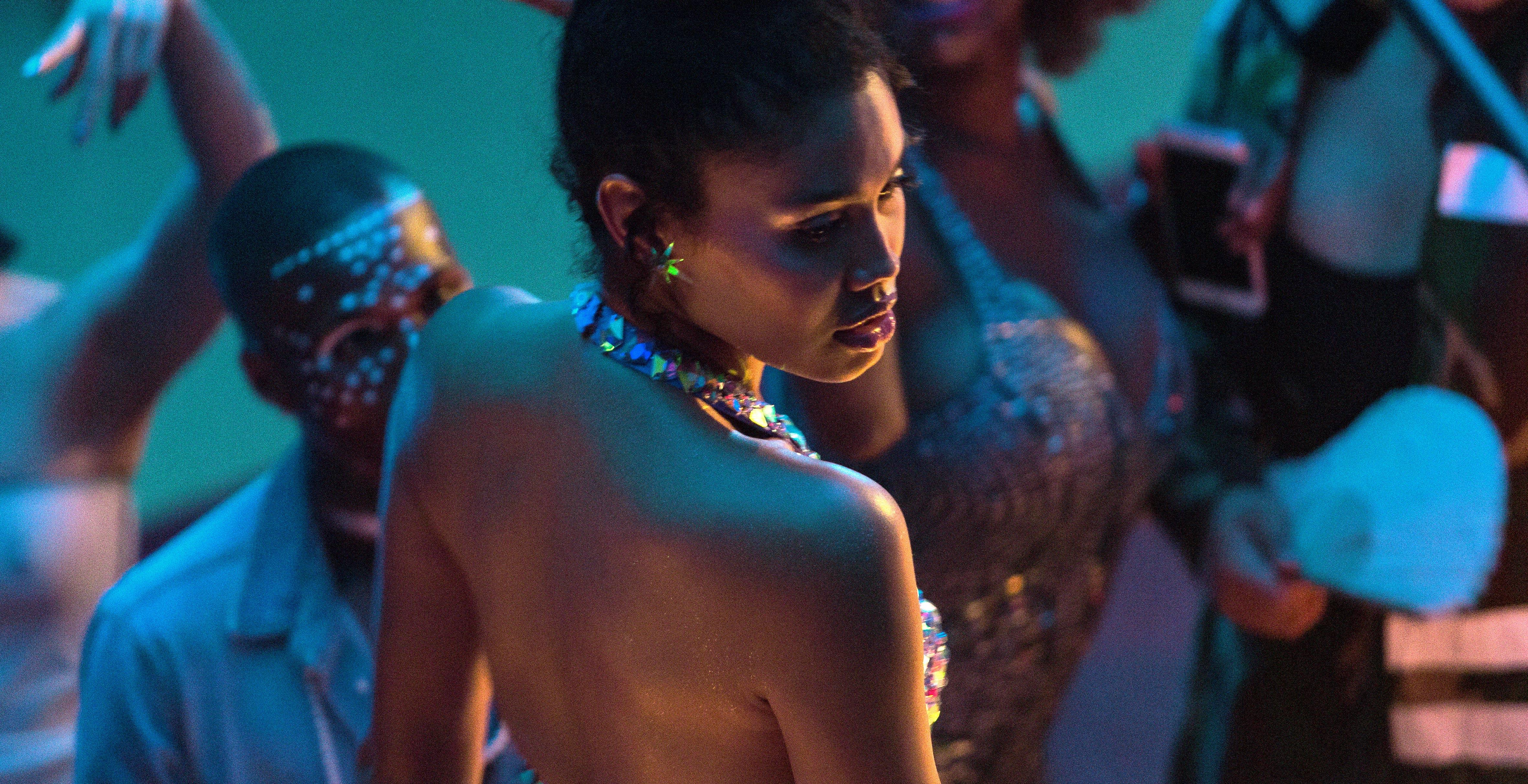 72 Yıllık Cannes Film Festivalinde Bir İlk! Ana Sahnede İlk Siyahi Trans Kadın Leyna Bloom