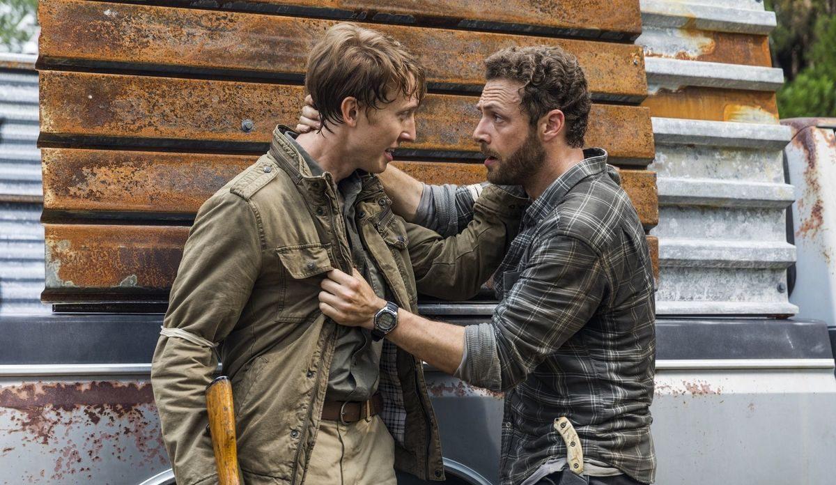The Walking Dead Ekibinden LGBT Karakterlerin Ölümü Hakkında Açıklama