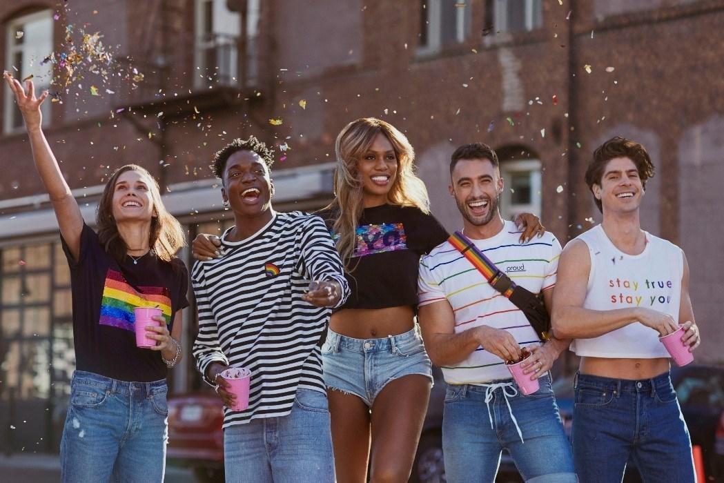 HM'in Yeni Pride Koleksiyonu 'Kendin Ol ve Gurur Duy' Diyor