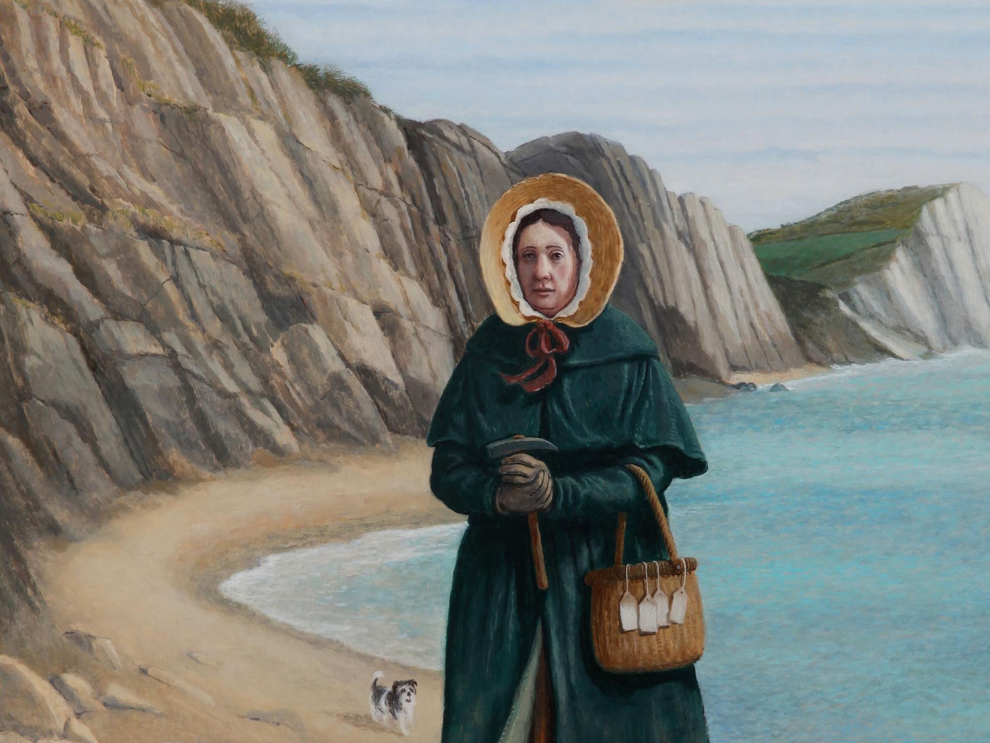 Mary Anning ile ilgili görsel sonucu